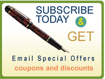sign up to receive special offers and discounts